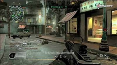 Modern Warfare 3 Survival Mode Trailer